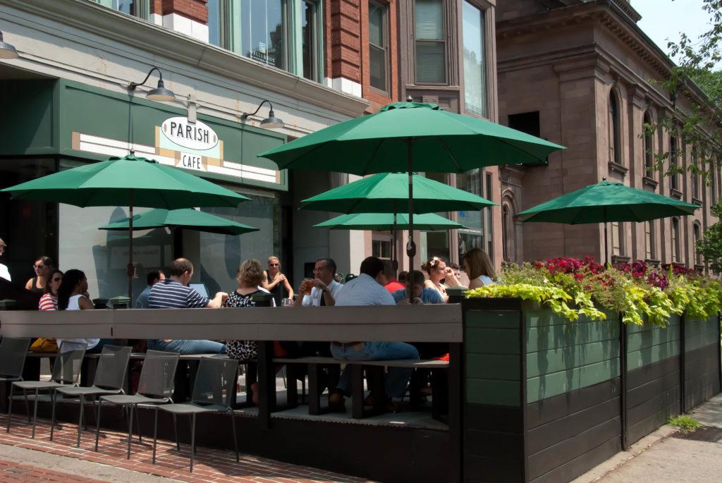The Parish Cafe Restaurant